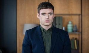 Richard Madden as David Budd