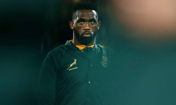 Siya Kolisi, kaptein og symbol på Sør-Afrikas rugby fremgang