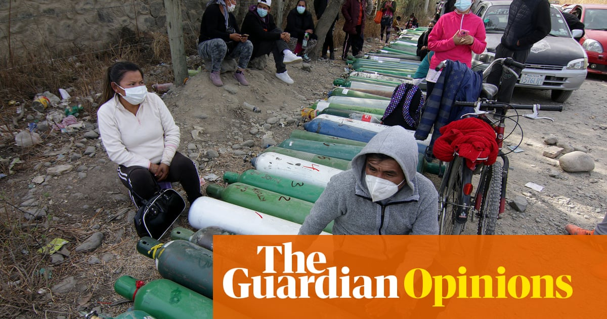 Vaccine nationalism is killing us. We need an internationalist approach