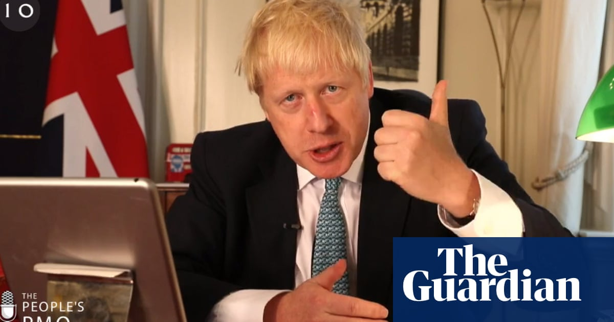 Johnson accuses MPs and EU of 'terrible collaboration' over Brexit