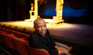 Actor Don Warrington .