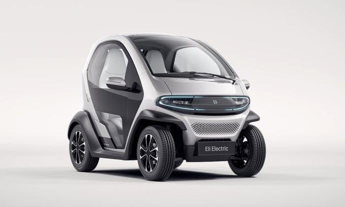 Smaller, lighter, greener: are micro EVs the future of city