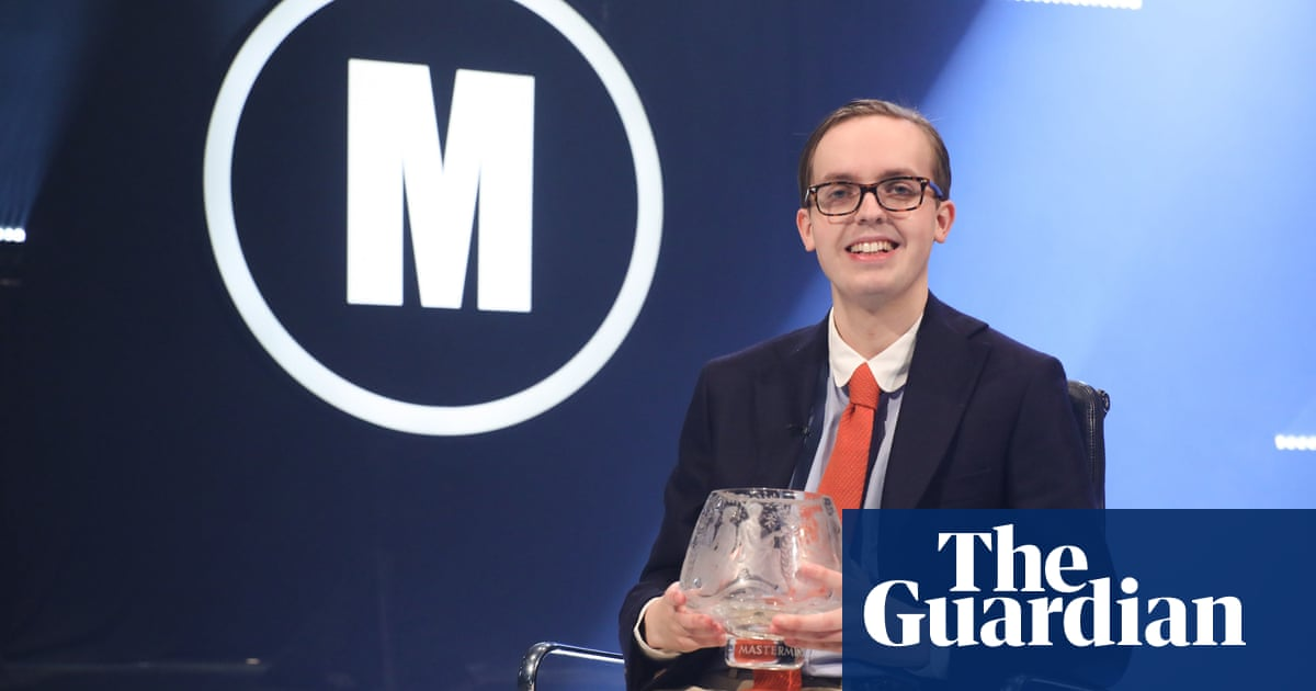 'It's about curiosity': Mastermind's youngest champion reflects on his victory