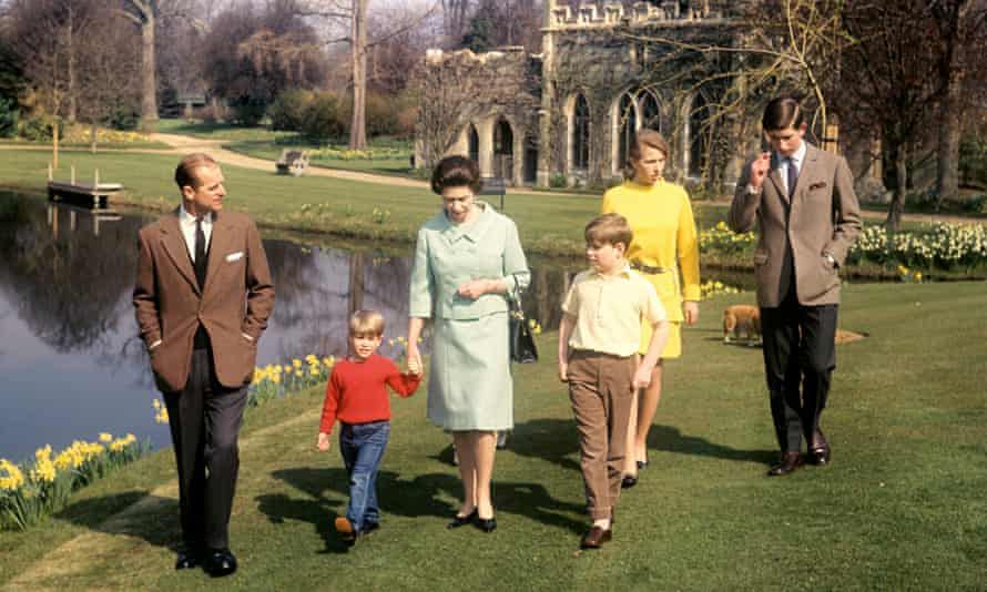 The 1969 documentary Royal Family … some feared its revelations risked destabilising the institution.