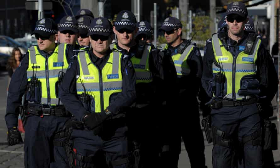 Police will have 'particular focus on people travelling to, from and around the CBD'.