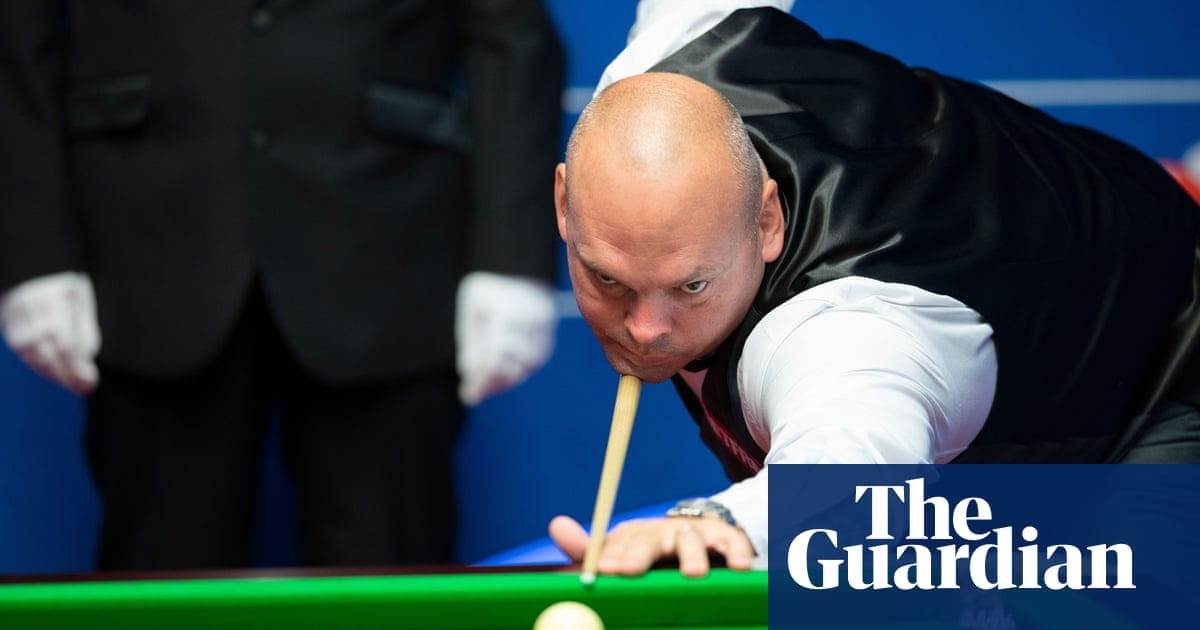 Stuart Bingham questions sanitised balls after victory at the Crucible