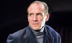 Ralph Fiennes as Richard lll.