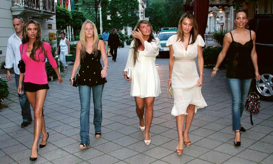 England allowed wives and girlfriends to stay near the team base at Baden-Baden for the 2006 tournament in Germany.