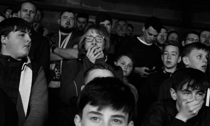 Fans react after York's relegation is confirmed
