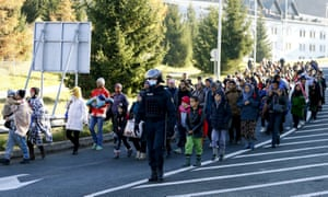 Refugees and migrants in Slovenia