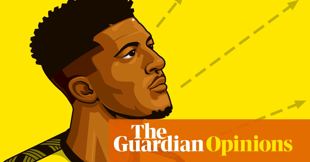 Jadon Sancho holds all the cards as Dortmund look to cash in on his promise | Barney Ronay