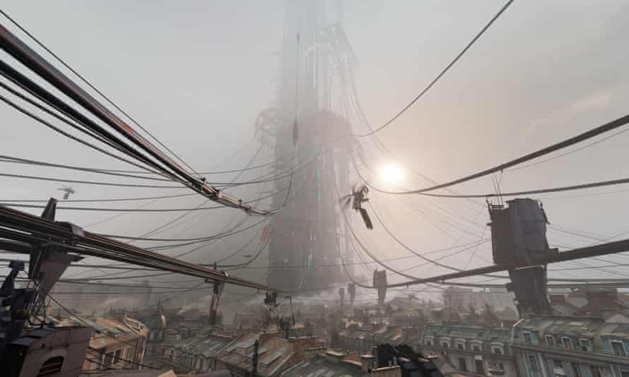 Half-Life: Alyx, a new game in the Half-Life series from developer Valve Corporation