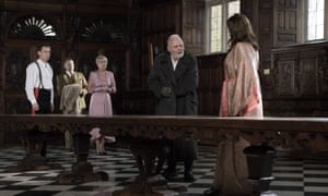 King Lear: Anthony Hopkins and cast