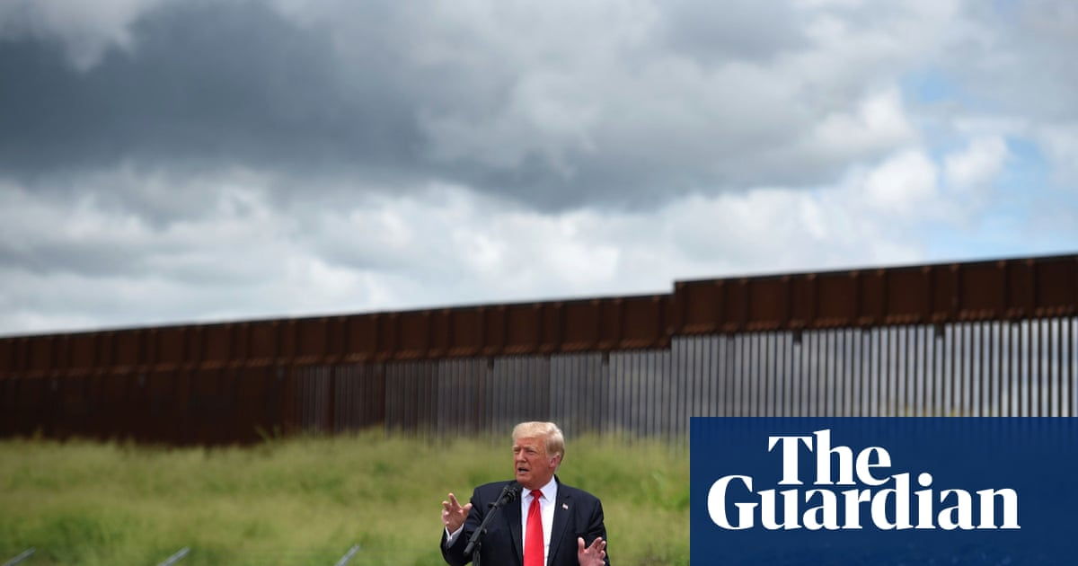 Trump's border wall reportedly in severe disrepair in Arizona