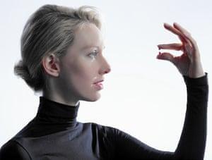 Elizabeth Holmes of Theranos.