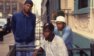 A Tribe Called Quest's Phife Dawg, Q-Tip and Ali Shaheed Muhammad