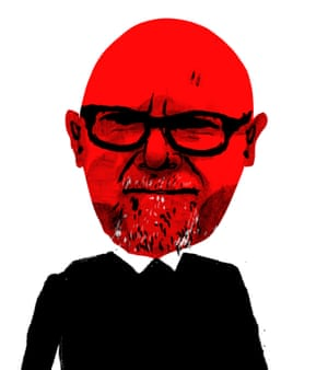 Illustration of Toby Young by David Foldvari.