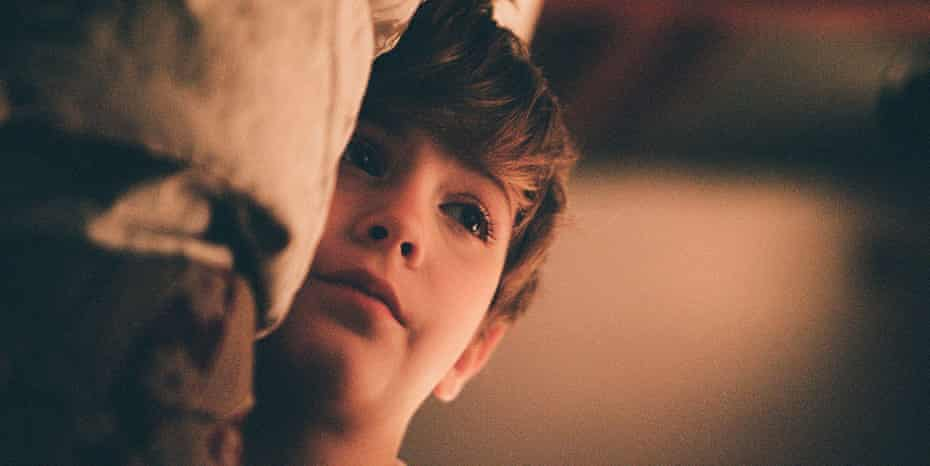 Jacob Tremblay in The Death and Life of John F Donovan