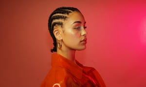 Singer Jorja Smith