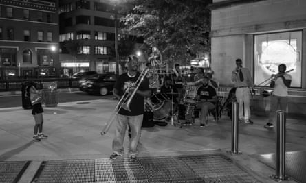 Buskers in DC