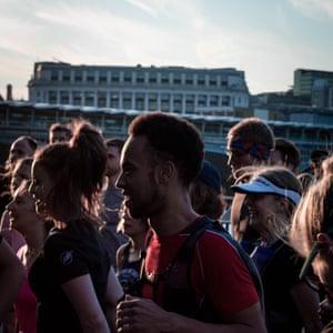 London Midnight Runners running group