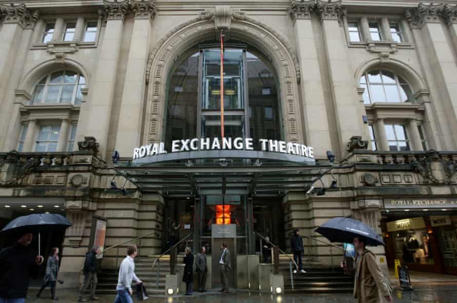 Manchester's Royal Exchange