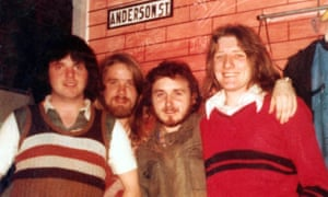 'No empty hagiography': Bobby Sands (right) in Brendan J Byrne's documentary/