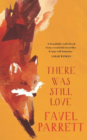 Cover image for Favel Parrett's There Was Still Love