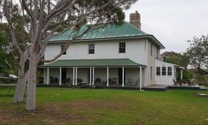 Balderstone's home