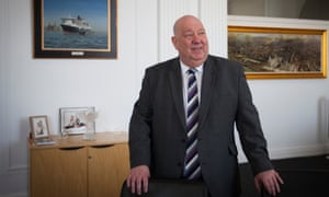 Joe Anderson, mayor of Liverpool