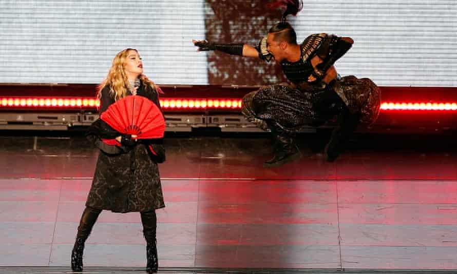 Madonna, Rebel Heart tour, Australia