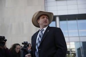 Ammon Bundy said anti-immigrant rhetoric was based in fear.