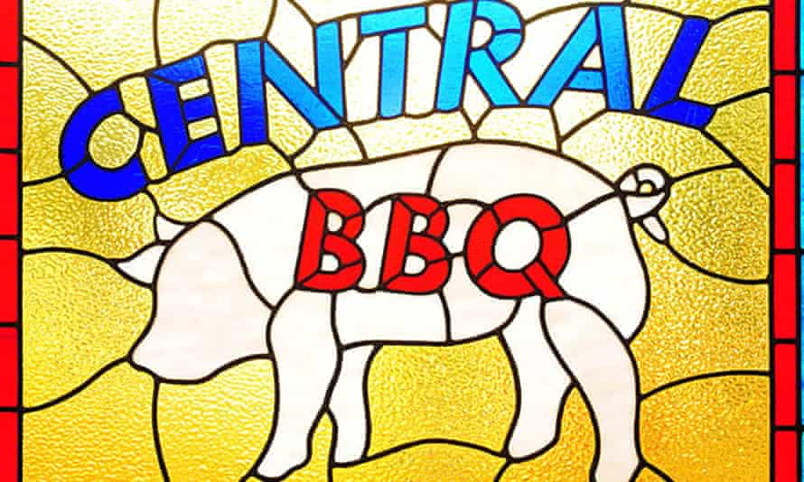 Memphis's Central BBQ.