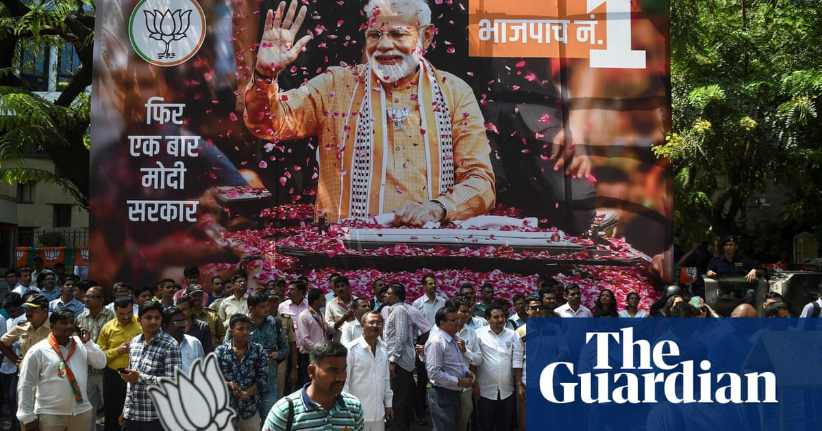 India election results 2019: Modi claims landslide victory for BJP
