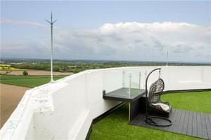 Fantasy roof terrace - Kenilworth, Warwickshire