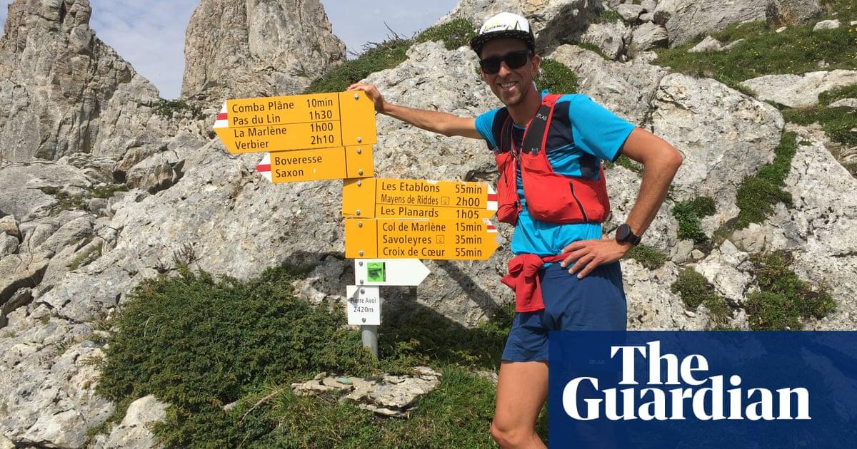 My Alpine trail running adventure holiday in Switzerland