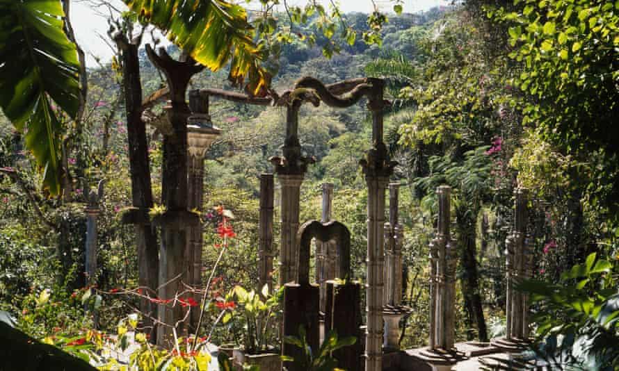 Las Pozas, Mexico