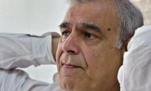 Ismail Merchant in 2004.
