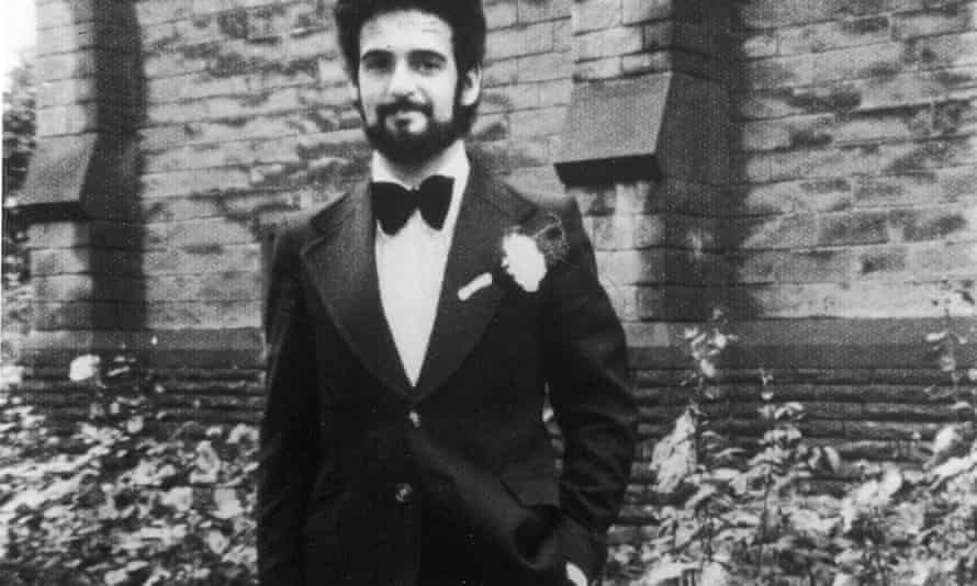 Peter Sutcliffe in 1974