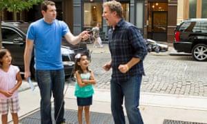 Pointless... Billy Eichner with Will Ferrell