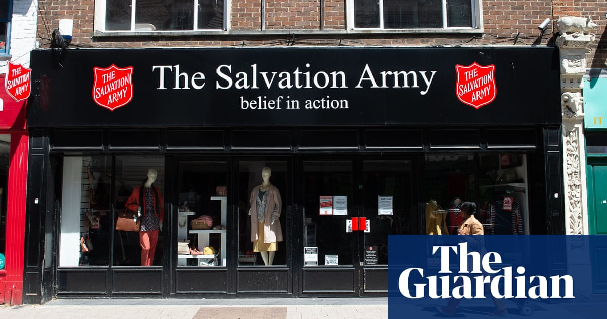 Charities report bumper day of sales as locked-down shops reopen