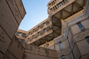 Pahlavi University (today: Shiraz University), Shiraz, Iran, 1960–1979