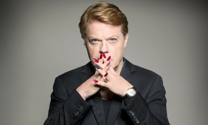 People only have selective techno-fear. Usefulness overcomes phobia :   Eddie Izzard, Stand-up comedian