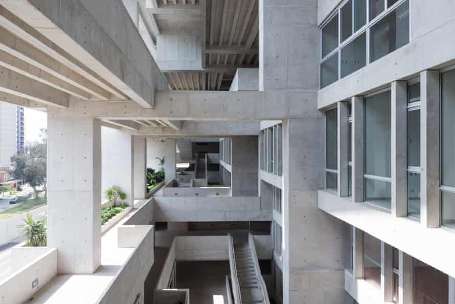 Heft … Grafton Architects' UTEC in Lima.