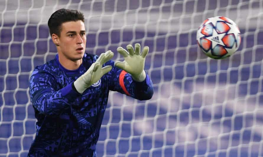 Kepa Arrizabalaga has lost his place to Édouard Mendy at Stamford Bridge after some costly errors earlier this season.