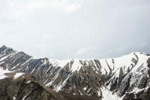 The Great Caucasian Range, on the South Ossetia - North Ossetia Border