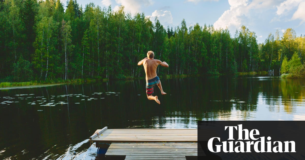 Finland is the happiest country in the world, says UN report