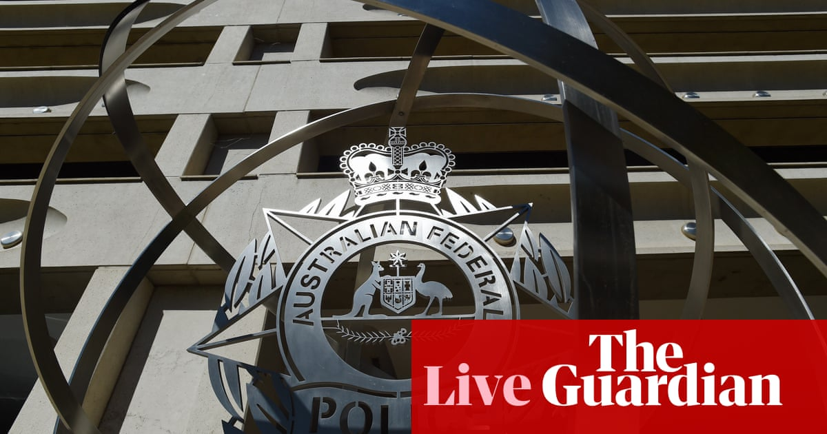 Australia news live: Victoria and NSW report no new locally acquired cases – The Guardian