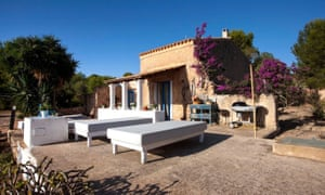 Cottage in Formentera Countryside.