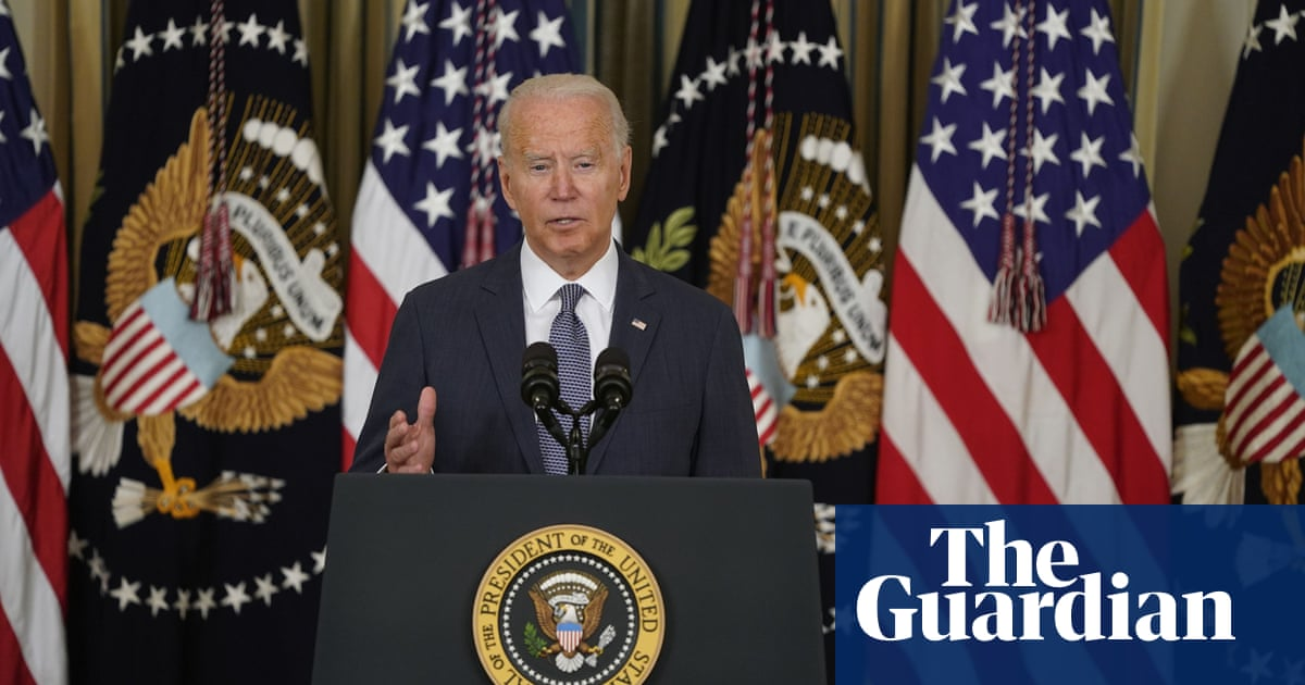 Biden targets big tech in executive order aimed at anti-competitive practices